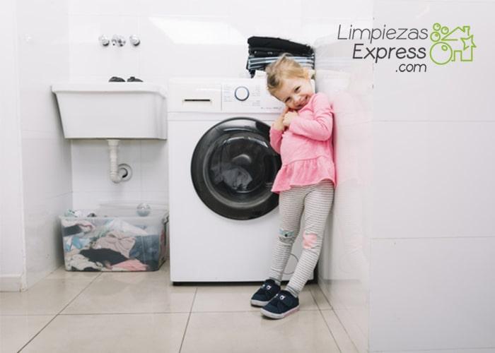 como limpiar casa con niños pequeños
