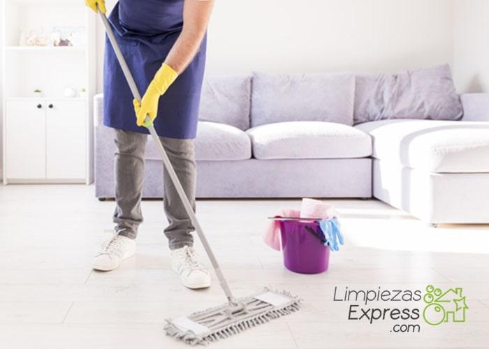 limpiar a fondo casa
