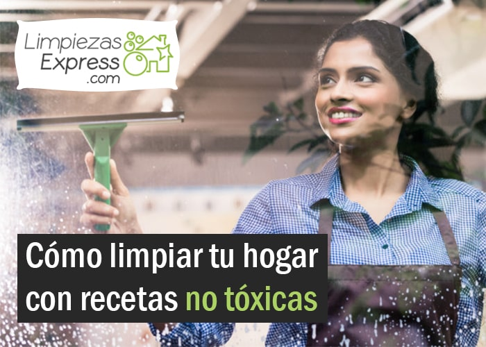 limpieza no tóxica