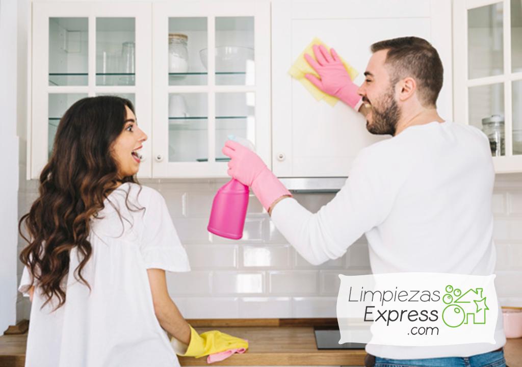 Limpieza ecológica desde casa